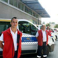 Pannon Guard Betegszállítás